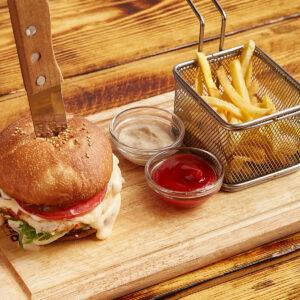 Бургер индейка_1600x1200